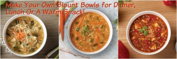 Celebrate Woman Today Blount Bowls Giveaway
